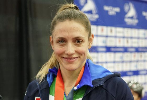 Martina Valcepina apre col botto: trionfo sui 500 di Salt Lake City, rientro col sorriso per Arianna Fontana