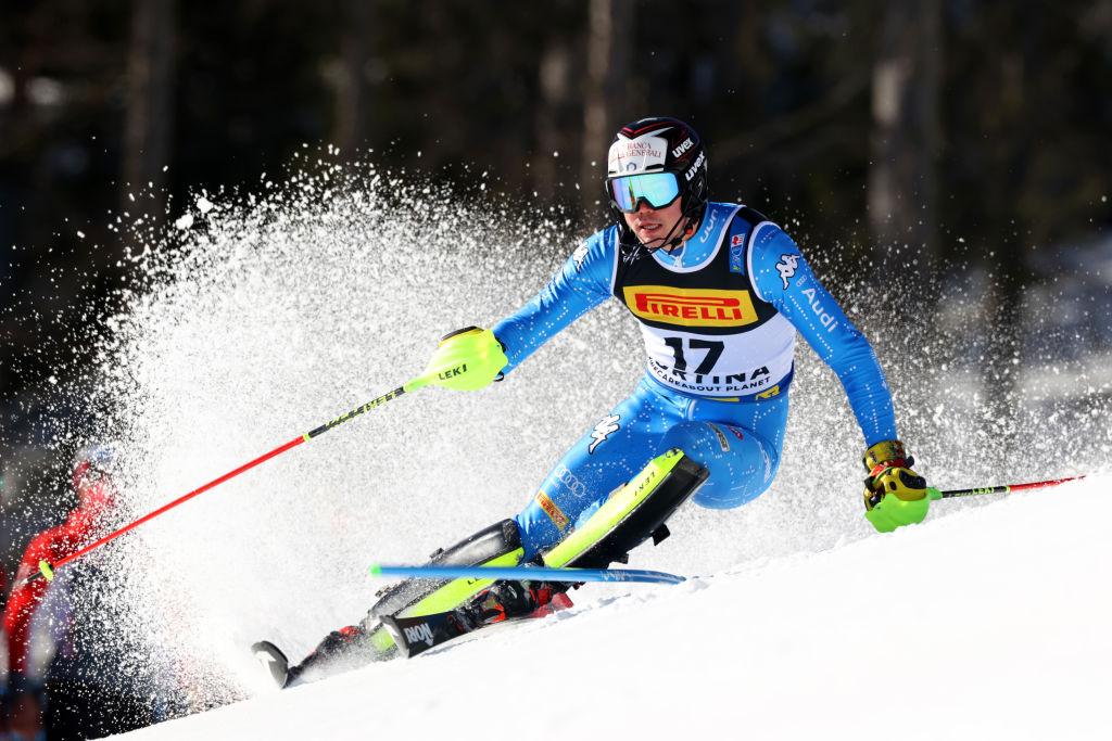 Che battaglia nello slalom mondiale! Pertl a sorpresa, ma Vinatzer è incollato all'austriaco!