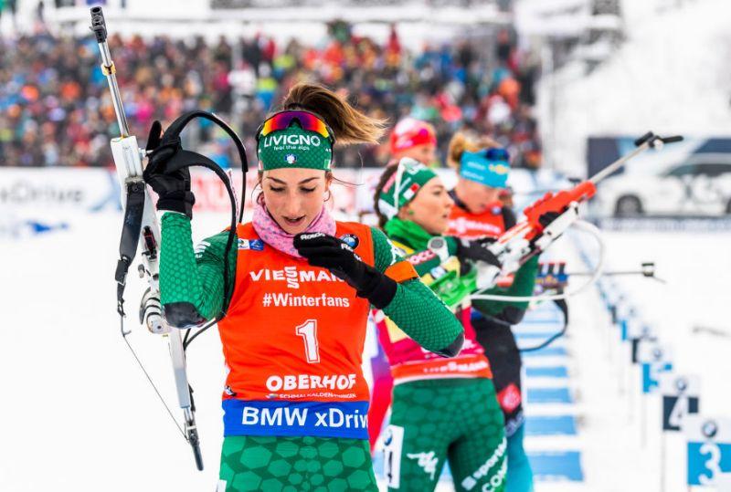 Wierer e Vittozzi a Wiesbaden per il City Biathlon che vedrà al via anche Hofer; il 23 agosto l'evento di Livigno