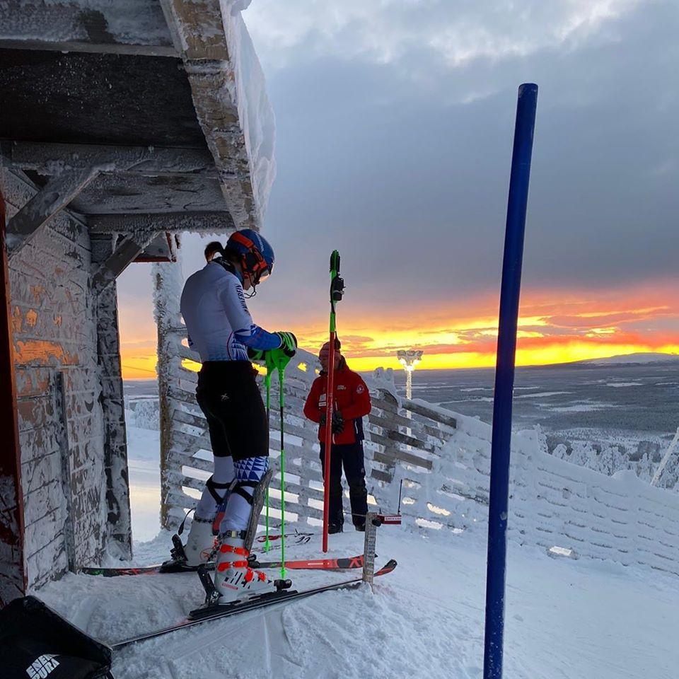 Terminati gli allenamenti a Levi, tra una settimana l'opening di slalom. Vlhova sta meglio, Shiffrin in... arrivo
