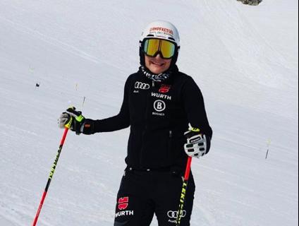 Marina Wallner è tornata sugli sci: per la slalomista tedesca obiettivo Levi, un anno dopo l'infortunio