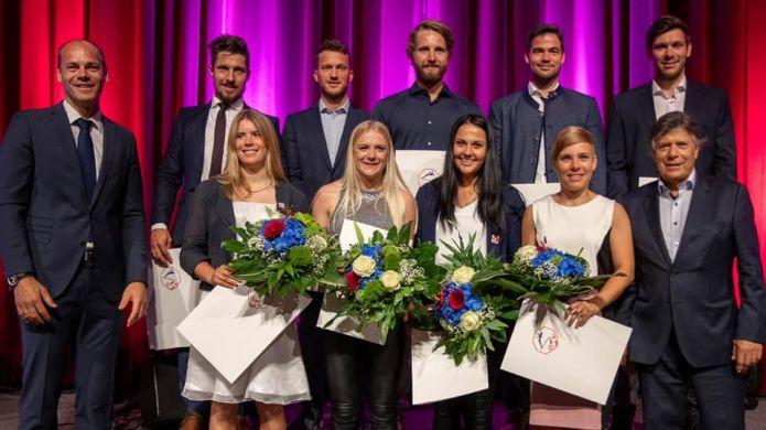 A Vienna la conferenza nazionale dell'OSV con tutti i campioni austriaci e il saluto al dimissionario Hans Pum