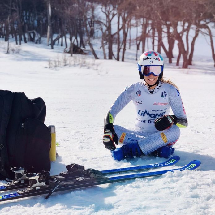 Azzurre a Soelden, venerdì la sciata in pista prima della battaglia sul Rettenbach