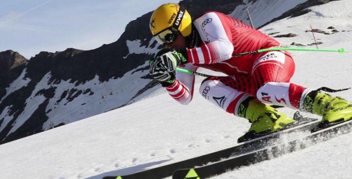 Austria e Germania della velocità sorridono: Max Franz e Thomas Dressen sono tornati sugli sci