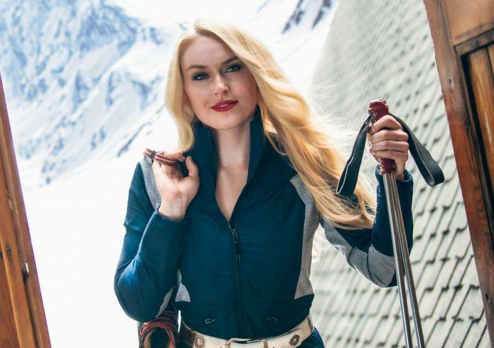 Lindsey Vonn diventa brand ambassador di HEAD Sportswear: la stella statunitense lancia la nuova collezione sci