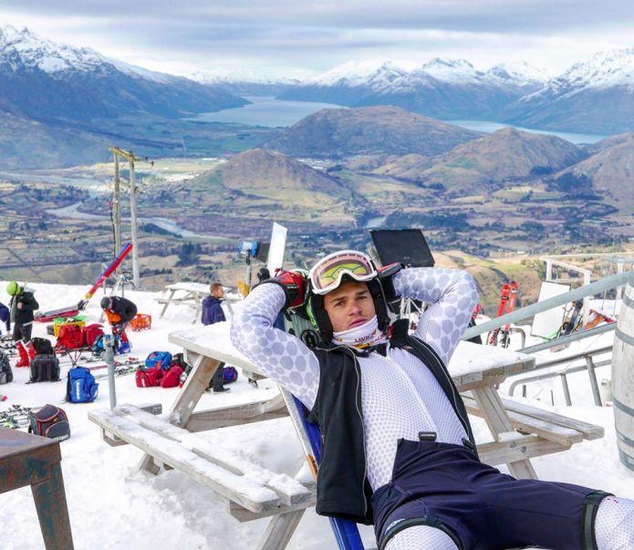 Debutto stagionale rinviato per Roberto Nani: a Coronet Peak gigante femminile con una Robinson... spaziale