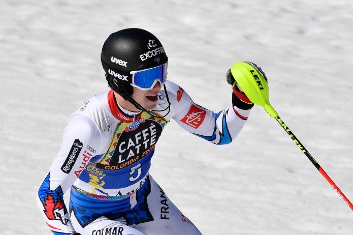 Clément Noel torna sugli sci a Tignes dopo un mese di stop: 'Non sento dolore, ora i test più importanti'