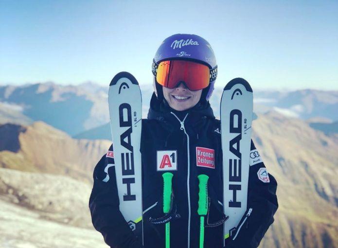 Anna Veith, l'ennesimo comeback di una fuoriclasse: 'Ho sciato per due giorni allo Stelvio, le sensazioni sono ottime'