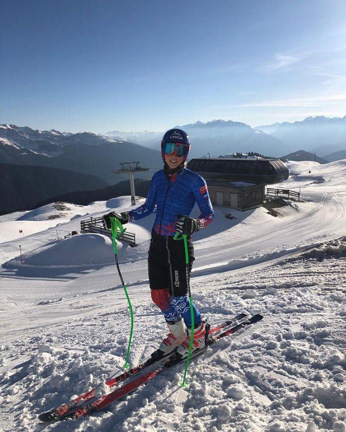 Petra Vhlova trova 'casa' a Vipiteno ed è di nuovo sugli sci per sfidare Mikaela Shiffrin