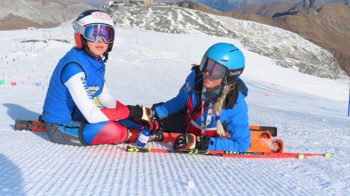Daniela Ceccarelli lancia la figlia Lara verso i Giochi di Milano Cortina 2026: 'Sarebbe incredibile'