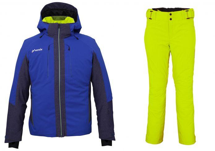 Phenix rinnova la linea Advance con la Niseko Jacket per una vestibilità sportiva alla moda