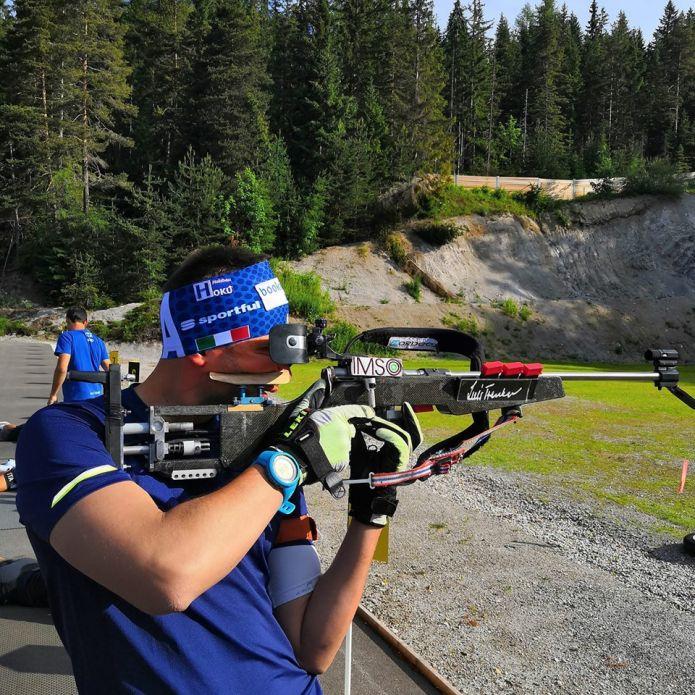 Azzurri e azzurre del biathlon a Ruhpolding: dieci giorni di lavoro in un periodo chiave della preparazione