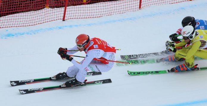 Fisi Fvg Calendario.La Nazionale Di Ski Cross Accende I Motori Klotz E Compagni