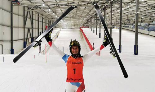 Wendy Holdener ricomincia dallo ski dome di Wittenburg: ad agosto volerà in Cile per provare anche la velocità