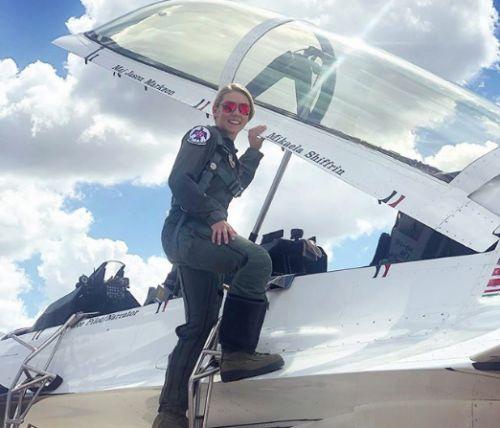 Mikaela Shiffrin e lo slalom nel cielo: che esperienza per la dominatrice dello sci mondiale