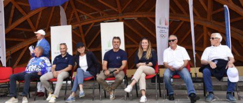 La festa di Cortina e di Kristian Ghedina: 'Mai provata un'emozione simile come quella per l'assegnazione dei Giochi'