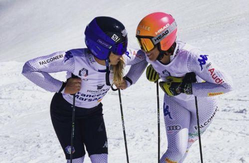 Le polivalenti azzurre tornano allo Stelvio: quattro giorni sugli sci con Rulfi a guidare Marsaglia e compagne