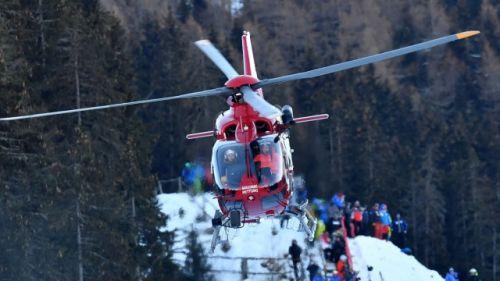 Marc Gisin in visita agli angeli custodi della Val Gardena: 'Quel giorno mi hanno salvato la vita'