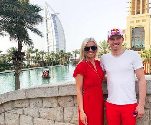 Kristoffersen si diverte negli Emirati Arabi mentre la sentenza sul 'caso Red Bull' è in arrivo...