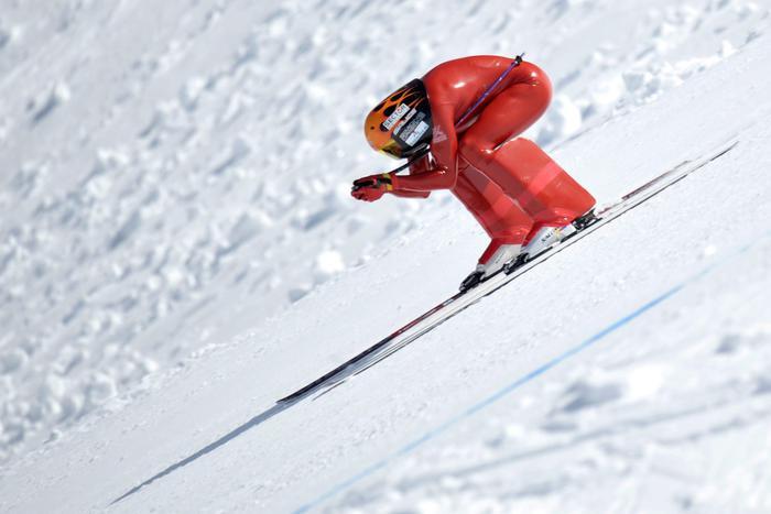 Simone Origone non si ferma più: tris di successi in apertura di stagione per il re dello sci velocità
