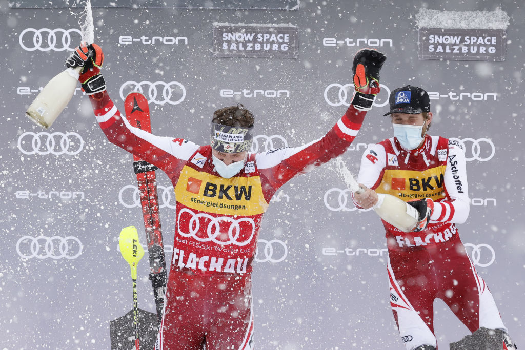 Austria al comando in slalom, per la overall cambia tutto con Kilde out: Pinturault strafavorito