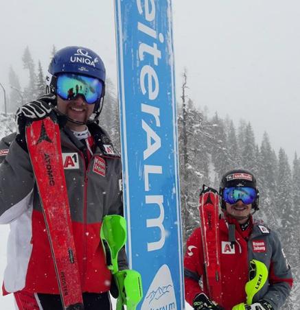 Schwarz e compagni preparano Levi sulle nevi di Reiteralm: il carinziano è pronto al gran rientro