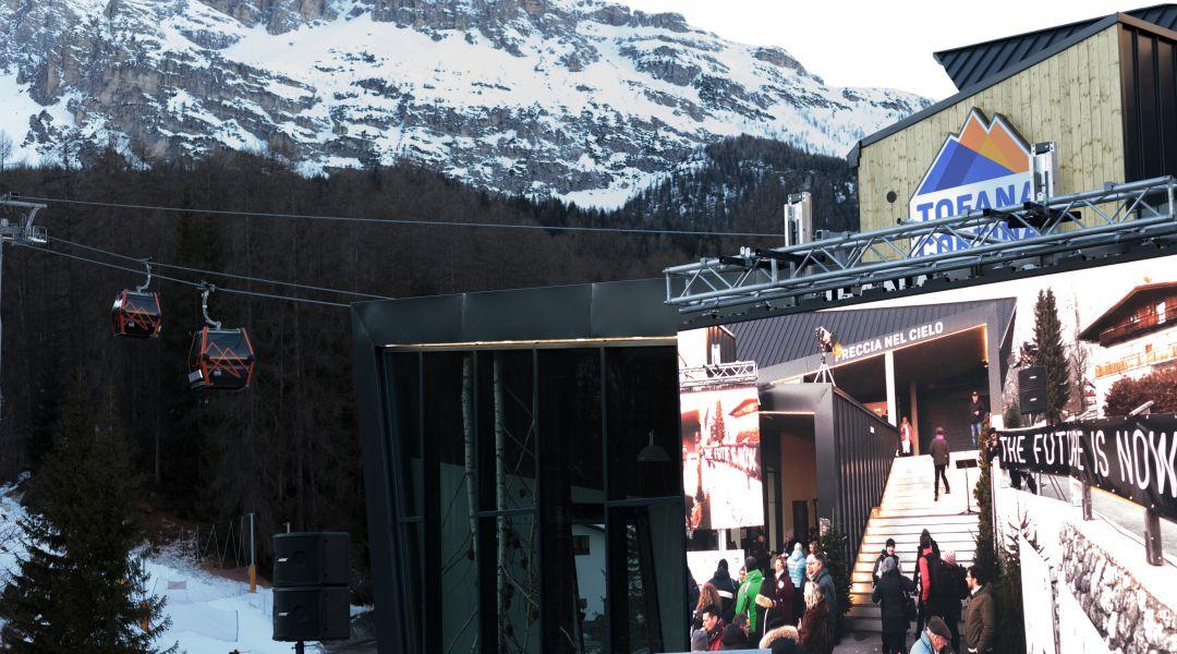Cortina - La perla delle Dolomiti si rifa il look