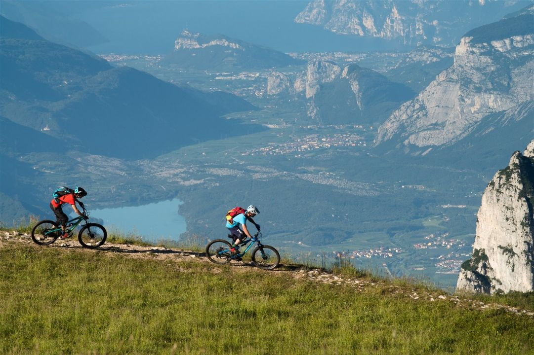 Andalo Paganella Cross Country Bike