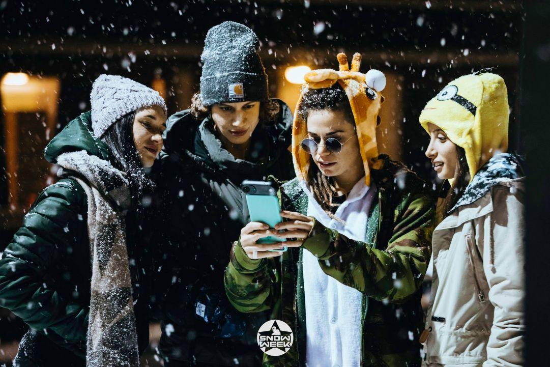 SnowWeek friends