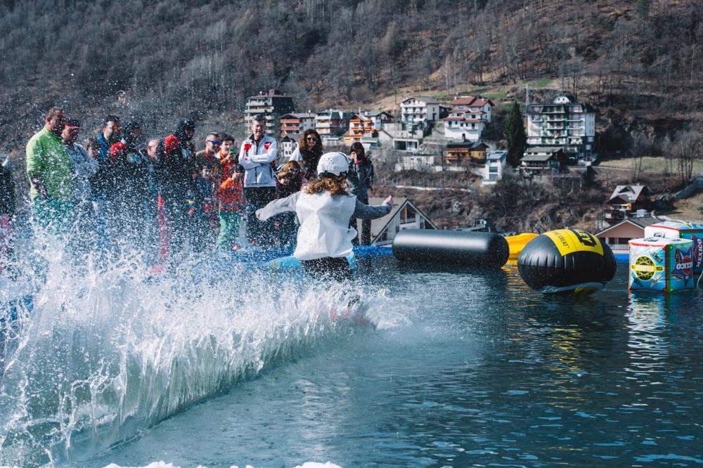 The Splash Ride
