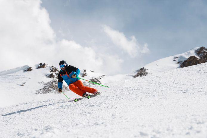 Zermatt action Steven Nyman