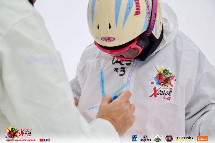 Rossignol X Color Tour 2018 - Fun Race