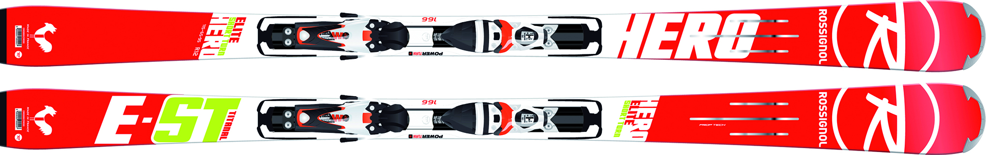 Sci rossignol' Hero Elite ST Racing