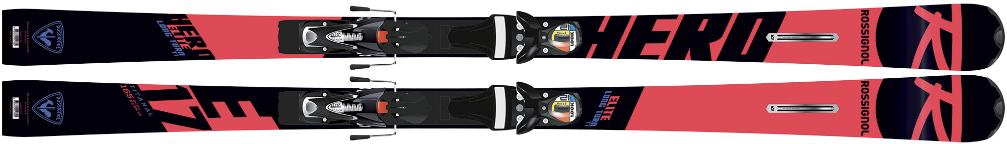 Sci rossignol' Hero Elite LT