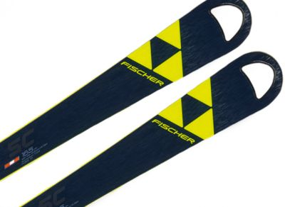Fischer RC4 Worldcup SC Yellow Base Curv Booster