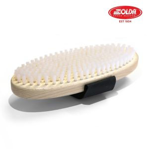 Prezzi Solda oval flat brush - soft nylon