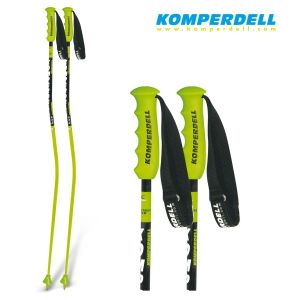 Prezzi Komperdell Nationalteam Carbon GS Bent
