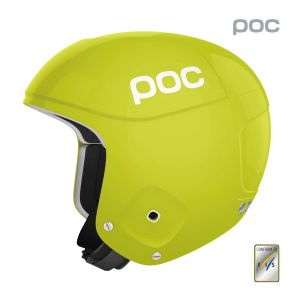 Prezzi Poc Helmet Skull Orbic X - Hexane Yellow 1314