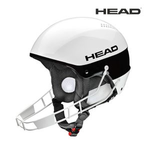 Prezzi Head Stivot SL incl Chinguard - White/Black