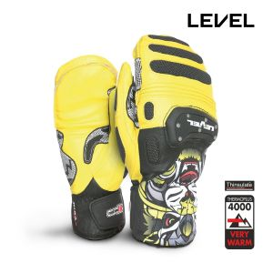 Prezzi Level - SQ CF Mitt - Yellow