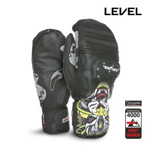 Prezzi Level - SQ CF Mitt - PK Black