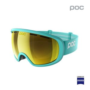Prezzi Poc - Fovea Clarity - Ski goggles - Tin Blue / Spectris Gold