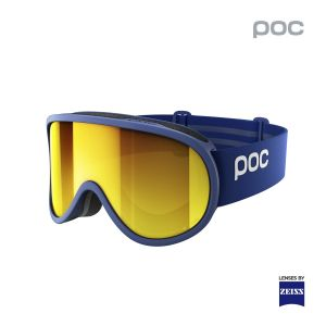 Prezzi Poc - Retina Clarity - Ski goggles - Basketane Blue / Spectris Orange