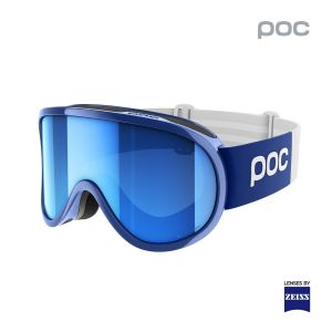 Prezzi Poc - Retina Clarity Comp - Ski goggles - Lead Blue / Spectris Blue