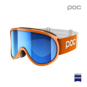 Prezzi Poc - Retina Clarity Comp - Ski goggles - Zink Orange / Spectris Blue