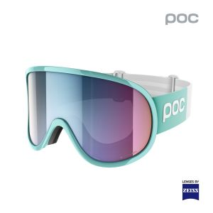 Prezzi Poc - Retina Big Clarity Comp - Ski goggles - Tin Blue / Spectris Pink