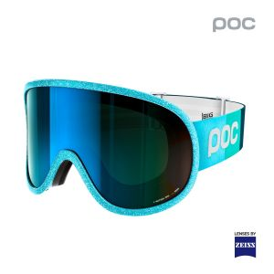 Prezzi Poc - Retina Big Clarity Comp Julia ED - Ski goggles - Julia Blue / Spectris Blue