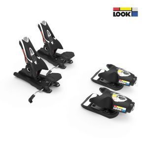 Prezzi Look - SPX 15 Rockerace - Black Icon