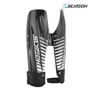 Prezzi Slytech - Carbon Arm Guards XTD - Charcoal/White