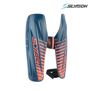 Prezzi Slytech - Arm Guards Rust - Navy Neon